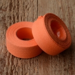 "Lenkerband ""TEXTIL / LEINEN"", orange"