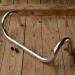 """Rennlenker """"3ttt Paris-Roubaix"""", Alu, ungemarkt, Breite=42cm aussen gemessen, D=26mm, NOS"""