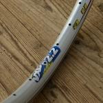 """Fahrradfelge, """"AIR LINE"""", 26"""" (559-21), Aluminium, V-Profil Hohlkammer, 36Loch, ca. 27mm breit,"""