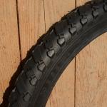 Fahrrad Reifen, 20 x 2 x 1 3/4, schwarz, Metro