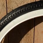 "Fahrrad Reifen ""KENDA"",  20 x 1.75 (47-406), Weisswand"