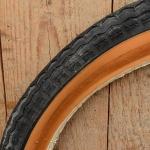 Fahrrad Reifen, 18 x 1.75 x 2 (47-355), braune Flanke, Schwalbe Perfect