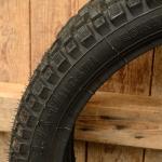 "Moped Reifen 21 x 2,75 (2 3/4  - 17),  "" HEIDENAU MC47 reinforced"", schwarz, Altbestand"