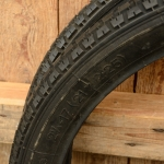 """Moped Reifen 21 x 2,25 (2 1/4  - 17),  """" SCHWALBE"""", schwarz, Altbestand"""