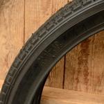 "Moped Reifen, 1 Satz,  23 x 2.50 (2 1/2 - 19) Continental ""Nylon-S, reinforced"", schwarz, 1Satz (2Stück)"