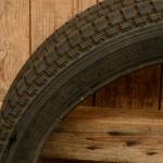 "Moped Reifen 20 x 2,75 (2 3/4  - 16),  ""DUNLOP Motorett Spezial"", altes Profil, schwarz"