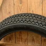 """Motorrad Reifen 22 x 3,00 (3  - 18), """"CONTINENTAL"""", 1 Satz,   rare alte Ausführung"""