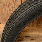 """Moped Reifen 21 x 2,00 (2  - 17),  """"CHENG SHIN"""", schwarz, Altbestand"""