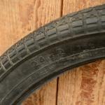 """Moped Reifen 24 x 2.00 (2 - 20) """"Trelleborg"""", schwarz"""