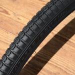 Fahrrad Reifen 28 x 1 1/2, (40-635), schwarz, klassische Ausführung
