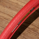 "Fahrrad Reifen ""KENDA KONTENDER"", 27/28"", (26-622 / 700x26C), rot"