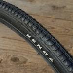 """Fahrrad Reifen """"KENDA"""", 27"""" x 1 1/4, (32-630), schwarz"""
