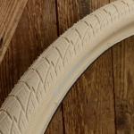 "Fahrrad Reifen ""MITAS City Hopper"", 28 x 2.00 (52-622), cremefarben"
