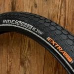 """Fahrrad Reifen """"CONTINENTAL Ride Cruiser"""", 28 x 2.00 (50-622), schwarz"""