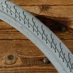 """Fahrrad Reifen, """"IMPAC Runway"""", 28 x 1,75 (47-622), klassische Ausführung, grau, Restposten!"""
