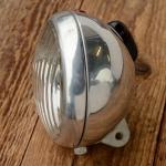 """Scheinwerfer, """"VITALUX"""", 50er Jahre, Aluminium, mit Schalter, unbenutzt aus orig. Altbestand"""