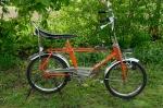 "Bonanza Fahrrad / Polo Fahrrad ""NORD-WEST GS"""", Torpedo 3-Gang m. Rücktritt , 70er Jahre., orange, 20 Zoll"