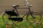 """Herrenfahrrad Hollandrad, """"FONGERS"""", 50er Jahre, schwarz,  Trommelbremse, RH: 62cm , 28 Zoll x 1 1/2 (635)"""