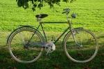 """Herrenfahrrad """"GÖRICKE"""" Bj. 70er Jahre, ,vor einigen Jahren kmpl restauriert im 50er Jahre look,RH: 55 cm, 28 Zol"""