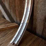 "Felgen Satz Draht 26"" x 1,75 (559-21) Aluminium, unliniert, 36/36 Loch, 30,5mm breit, Nippelbohrung 4,5mm"