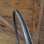 """Fahrradfelge für Wulstbereifung, 28"""", Stahl, 36-Loch, Breite 32,5 mm"""