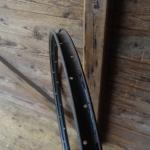 """Fahrradfelge für Wulstbereifung, 28"""", Stahl, 36-Loch, Breite 33 mm"""