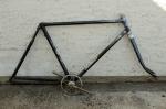 "Fahrradrahmen ""BRILLANT"",  Herrenausf., 28 Zoll , RH=55cm, orig. 20/30er J., incl. Gabel,  u. Tretlager"