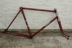 """Fahrradrahmen """"DÜRKOPP"""",  Herrenausf., Sport, 26 Zoll , RH=55cm, orig. 50er J., incl. Gabel,  ohne Tretlager"""