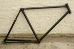 "Fahrradrahmen ""UNBEKANNT"",  Herrenausf., 28 Zoll , RH=55cm, orig. 50er J., ohne Gabel,  ohne Tretlager"