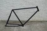 """Fahrradrahmen """"Unbekannt"""" Herrenausf. 28 Zoll, Stahl, RH=56 cm, 20er Jahre."""