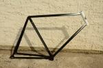 """Fahrradrahmen """"Mars"""", Herrenausf. 28 Zoll, 20er Jahre, alte Restaurierung,  Rahmenhöhe = 61 cm"""