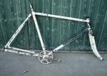"""Fahrradrahmen """"Opel"""", Rahmenhöhe 55 cm, Rahmennummer 2067xxx"""