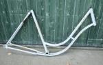 "Fahrradrahmen ""Opel doppelstabil"", Damenausf. Rahmenhöhe 54 cm, 26 Zoll, Rahmennummer 769xx"