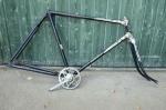 "Fahrradrahmen ""Göricke"", Herrenausf. Rahmenhöhe 56 cm, 28 Zoll, Rahmennummer 2151xxx"