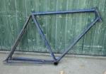 """Fahrradrahmen """"Opel"""", Rahmenhöhe 57 cm, 28 Zoll, überstrichen, Rahmennummer 1854xxx"""