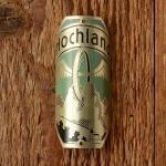 """Steuerkopfschild  """"HOCHLAND"""", 30/50er Jahre,  Originalschild aus Sammlungsauflösung !"""