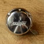 """Fahrrad/Moped Klingel Deckel """"STAIGER"""", orig. 60er Jahre, verchromt, ggf. Gebrauchsspuren, siehe Bilder"""