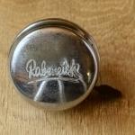 """Fahrrad/Moped Klingel Deckel """"RABENEICK"""", orig. 60er Jahre, verchromt, ggf. Gebrauchsspuren, siehe Bilder"""