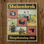 Buch: Stukenbrok. Illustrierter Hauptkatalog 1931, Reprint der Ausgabe Einbeck 1931