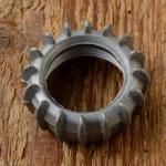 Auspuffkrümmer - Überwurfmutter für 50 und 98 ccm Sachs, Aludruckguss, ( ohne Dichtring Art.Nr.:01317 )
