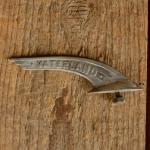 Schutzblechfigur VATERLAND, Zustand s. Bild