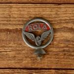 Schutzblechfigur ROLA, Zustand s. Bild
