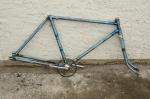Fahrradrahmen STRICKER,  Herrenausf., 28 Zoll,  RH=50cm, orig. 50er J.