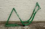Fahrradrahmen Dürkopp (Brilliant),  Damenausf., 28 Zoll,  RH=55cm, orig. 20er J.