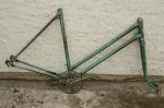 Fahrradrahmen NSU Sport,  Damenausf., 28 Zoll,  RH=55cm, orig. 50er J.