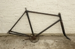 Fahrradrahmen PANTHER ,  Herrenausf., 28 Zoll,  RH=55cm, orig. 30er J.