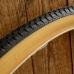 Fahrrad Reifen 28 x 1,75 x 2 (47-622), Schwalbe, schwarz m. hellbrauner Flanke, orig. 80er Jahre Altbest.