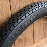 """Moped Reifen 21 x 2,25 (2 1/4  - 17), """"Metzeler Block C"""",  rare alte Ausführung"""