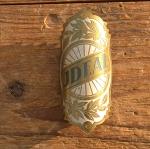"""Steuerkopfschild  """"IDEAL"""" universelle Marke 30-50er Jahre, sehr gut erhaltenes Originalschild! Alte Neuware!"""