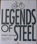 Legends of steel, Buch, Bengt Stiller, 176 Seiten, Großformat farbig , viele Abbildungen.